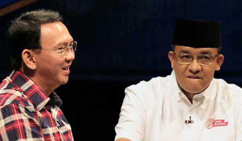 Komentar Ahok Mengenai Anis Menerbitkan IMB Pulau Reklamasi