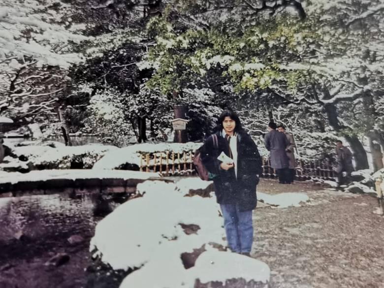 Ketika di Jepang [2] Kenrokuen, Taman Terindah di Jepang