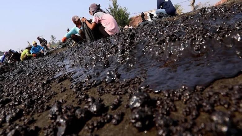 Upaya Menangani Kebocoran Pipa Minyak Pertamina di Karawang