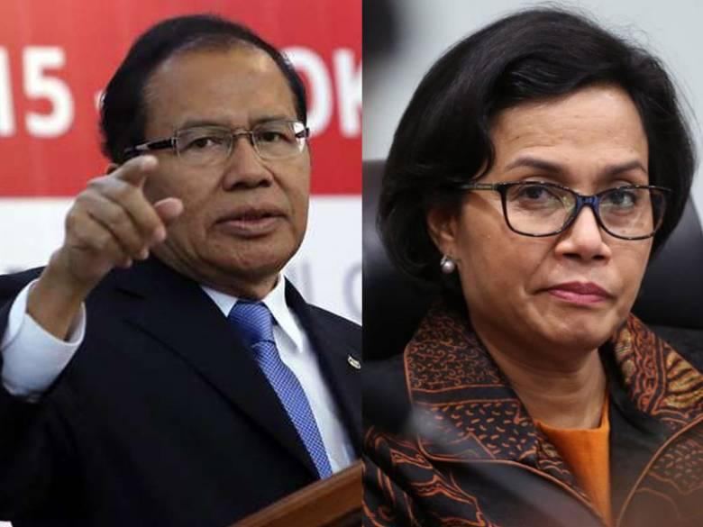 Rizal Ramli Beraninya Melawan Menteri Perempuan
