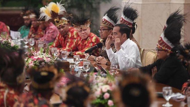 Rumah Baru Presiden di Tanah Papua