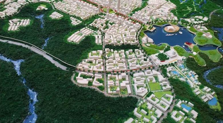 Perpindahan Ibu Kota Negara Optimalkan Pemerataan Pembangunan