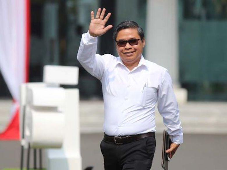 Alue Dohong, Profesional dan Representasi Orang Dayak di Kabinet Jokowi Jilid II