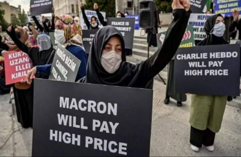 Macron, Erdogan sampai Jokowi Jadi Korban Hoax Anak Kecil