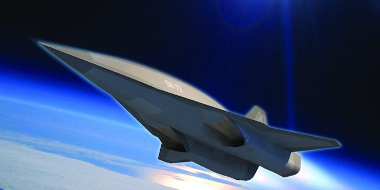 "Mesin Perang Langit Utara [1] SR-72, ""Son of Blackbird"""
