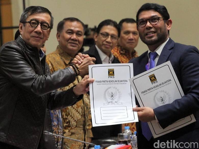 Jokowi Paham Agenda Taliban di Revisi KUHP