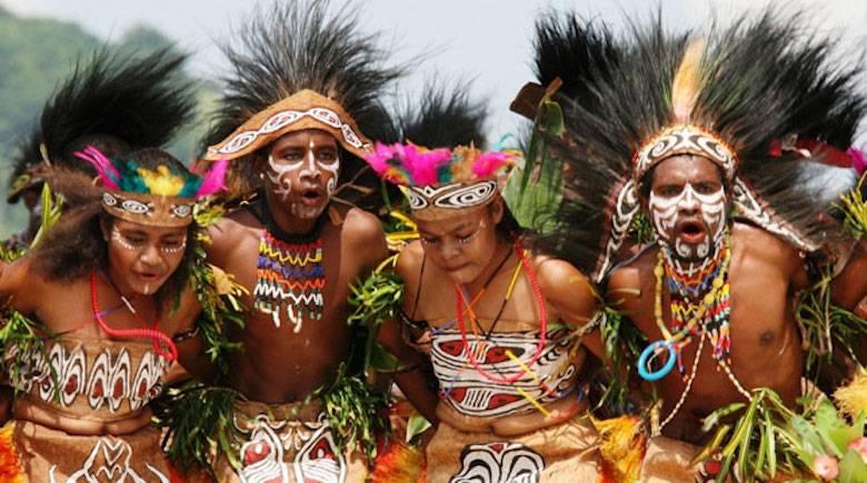 Papua Setia NKRI sampai Mati