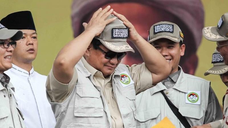 Prabowo dan Pendukung Islamis, Dilema Ideologis