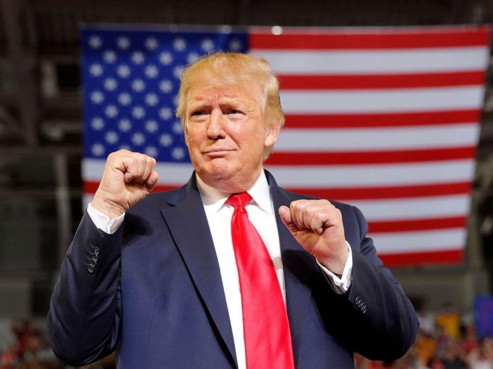 Trump Sedikit Kesal dengan Mantan Presiden AS Sebelumnya