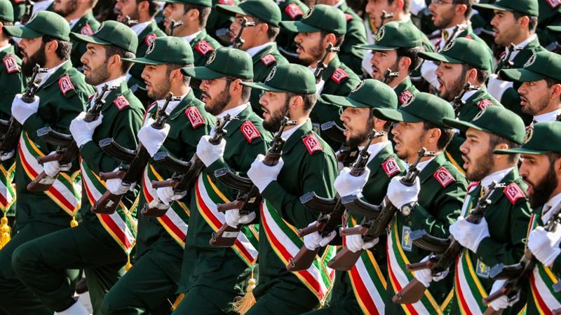 Amerika Masukkan Koprs Garda Revolusi Iran sebagai Kelompok Teroris