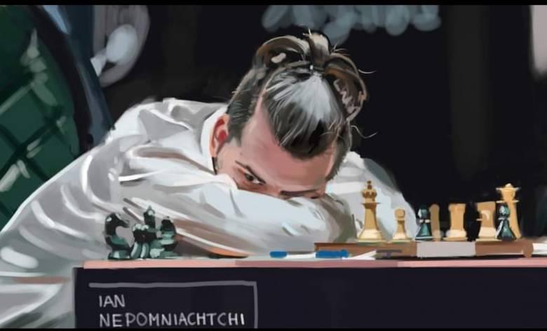 Ian Nepomnischtchi Penantang Resmi Magnus Carlsen
