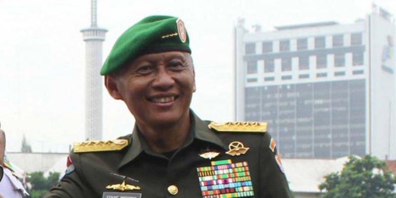 Jenderal Pramono, Leopard dan Cebongan