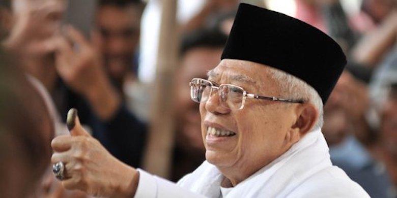 """Jabatan Ma'ruf Amin, """"Kartu"""" Diskualifikasi Jokowi!"""