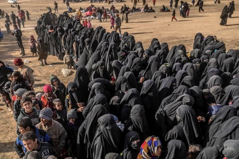 Mau Diapain Teroris ISIS Asal Indonesia di Suriah?