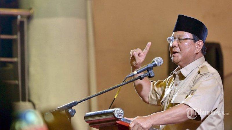 Kemarahan Prabowo Seharusnya Dijadikan Otokritik Jurnalis Indonesia