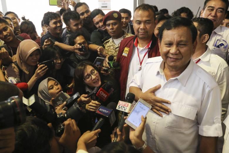 Reuni 212 dan Memusuhi Pers, Simpang Kritis Kepemimpinan Prabowo