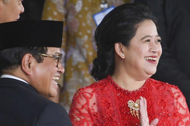 Puan Maharani Jangan Dulu Dipuji