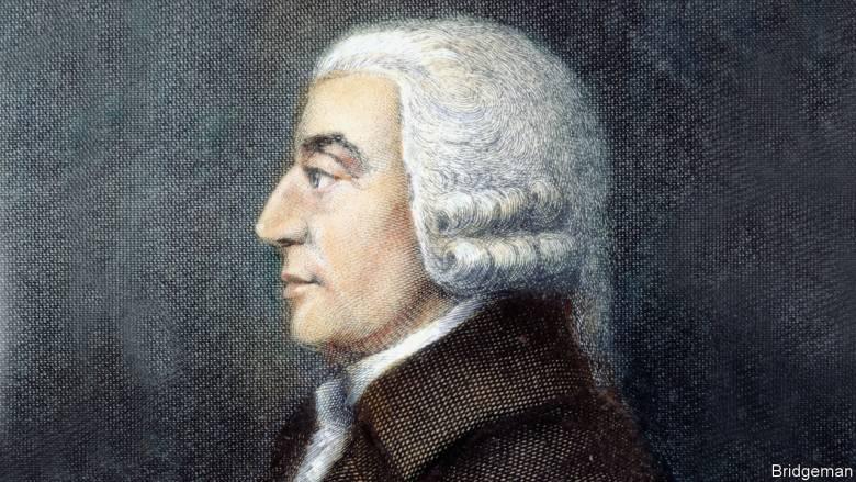 Ketika Barat dan Timur Disatukan oleh Adam Smith
