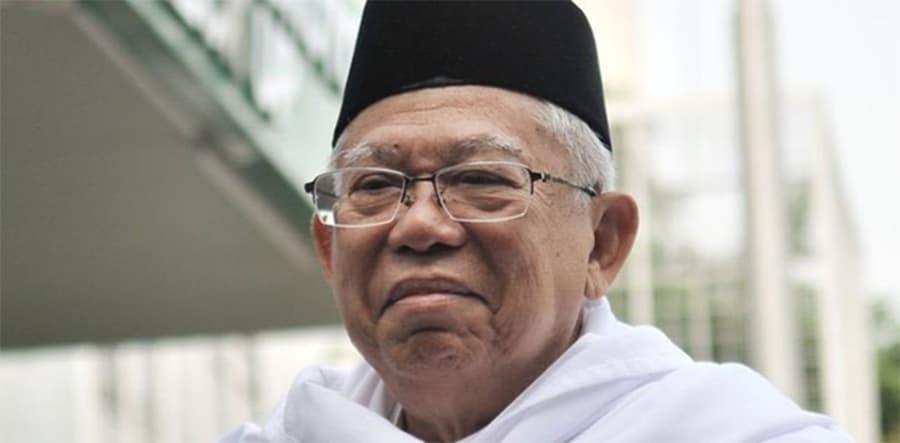 Ma'ruf Amin Blunder bagi Jokowi?
