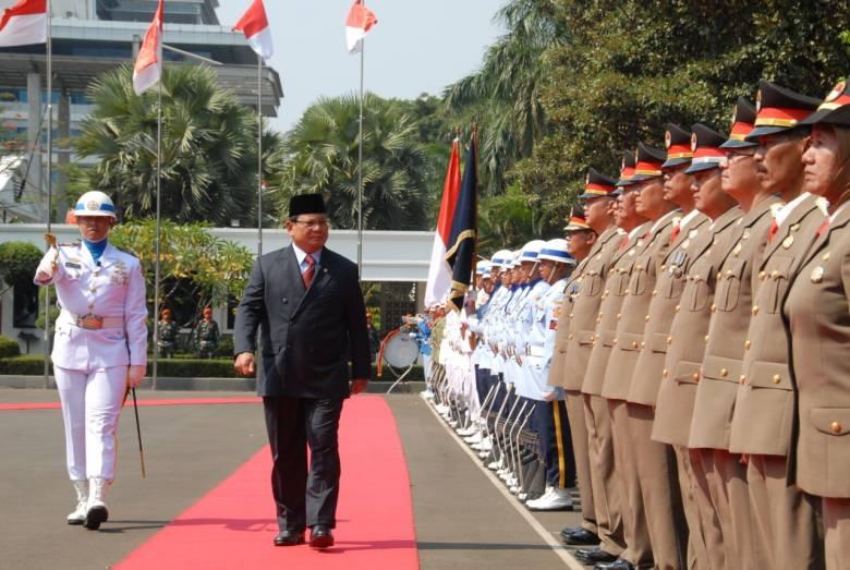 Benarkah Kementerian Pertahanan akan Mendapat Pengawasan Ekstra?