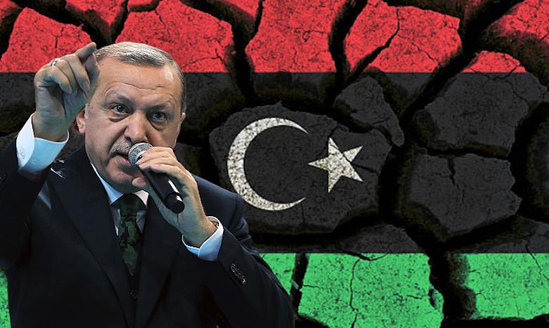 Posisi Erdogan di Libya