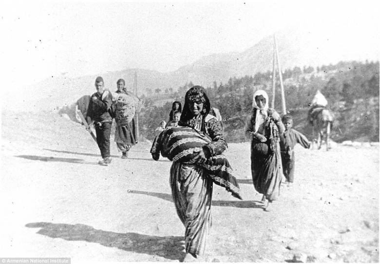 Turki Meradang ke Amerika Gara-gara Resolusi Etnis Armenia
