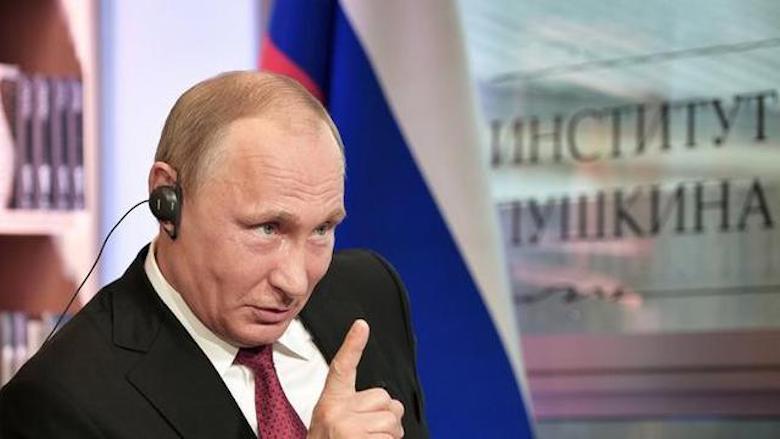 Ketika Vladimir Putin Menasehati Arab Saudi dengan Menyitir Alquran