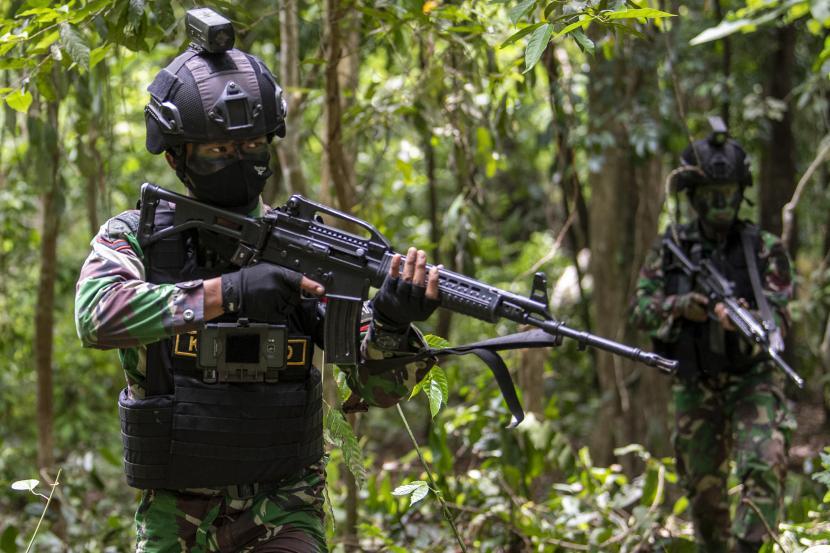 Dukung TNI/Polri Menangkap Gembong KKB
