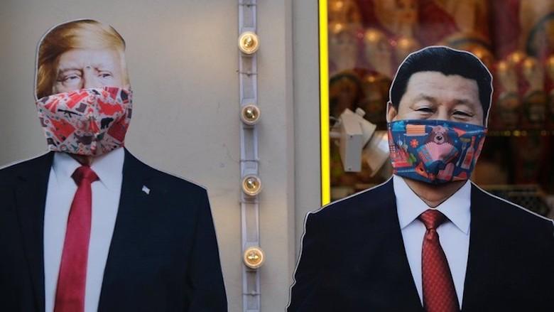 China dan Amerika Tersangka Utama Pelaku Konspirasi Covid-19