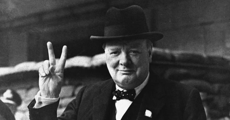 Winston Churchill, Tumbangnya Sang Raksasa