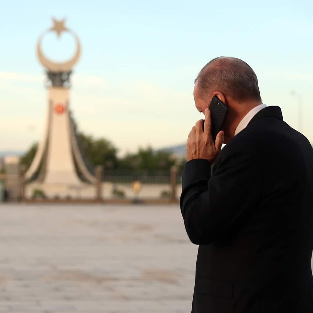 Komunikasi Politik Erdogan dalam perang Libya