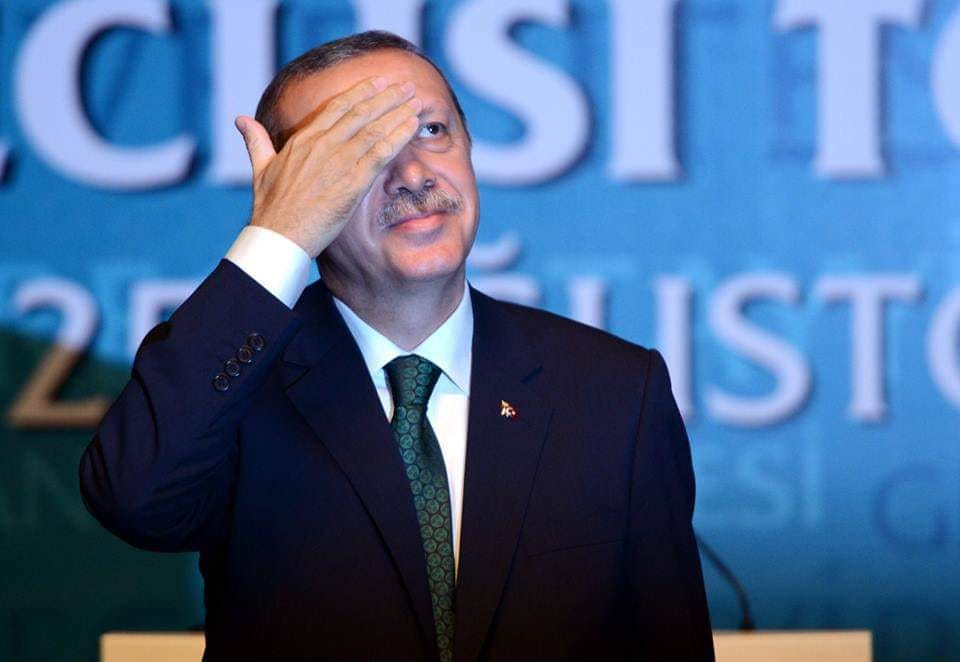 Oposisi Turki Tuduh Erdogan Otoriter