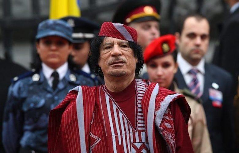 Akhir Hidup yang Tragis Moammar Khadafi dan Saddam Hussein