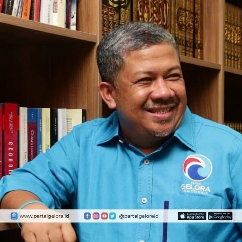 Fahri Hamzah, Manusia Konstitusi