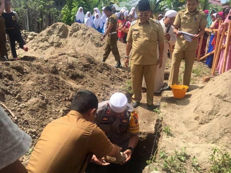 Wakil Walikota Padangsidimpuan Ajak Masyarakat Makmurkan Masjid
