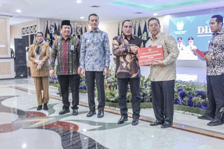 DIPA Pemkot Padangsidimpuan Sebesar 722 Milliar Lebih
