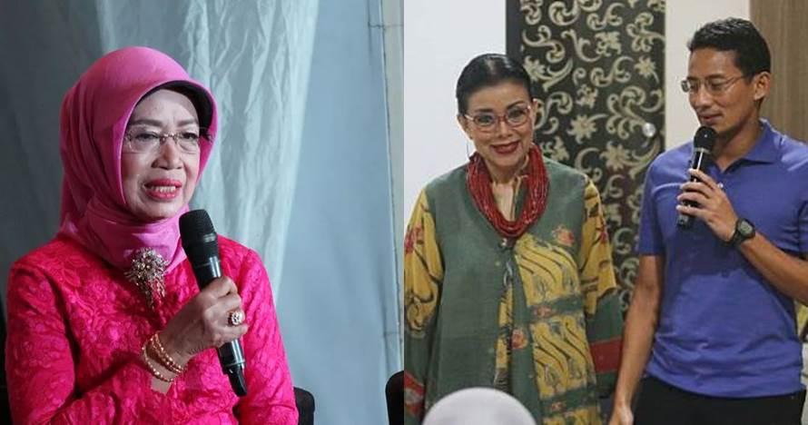 Ibunda Jokowi Jauh Lebih Tabah Dibanding Ibunda Sandiaga
