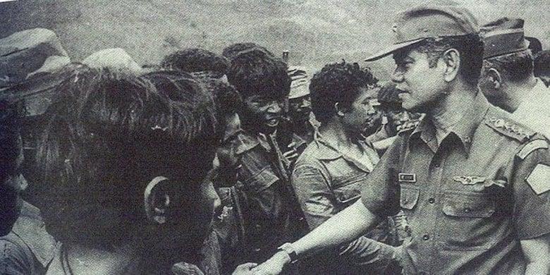 Cerita Jenderal M. Jusuf Itu Mengingatkan ke Keluarga Jenderal  TNI Anumerta Basoeki Rachmat