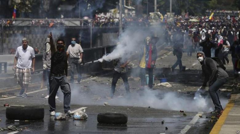Pasang Mata di Pilpres 17 April, Cegah Skenario Mem-Venezuela-kan Indonesia