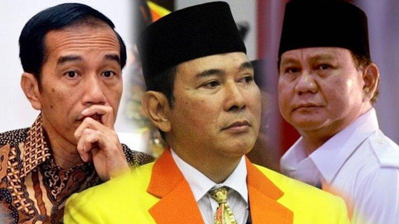 Sengkarut Pilpres, Ada Kecemasan Klan Soeharto terhadap Langkah Jokowi