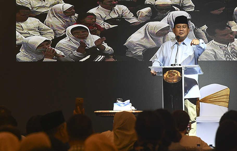 Sebar Hoax untuk Pengalihan Isu Agama Prabowo