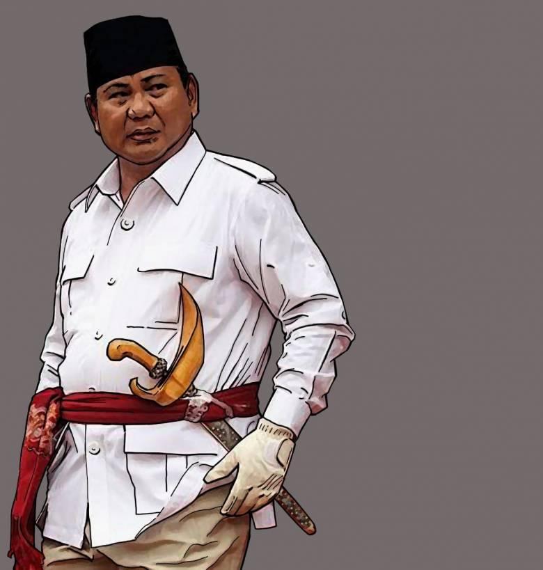 Jadi Prabowo Itu Enak