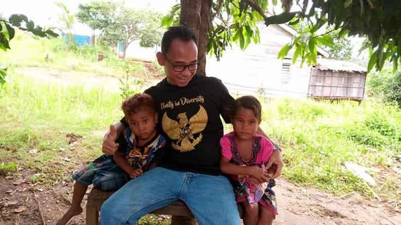 Perjalanan di Pulau Buru [4]: Gadis Kecil Bernama Nauri