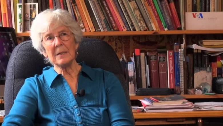 Kangen Prof. Elizabeth Collins
