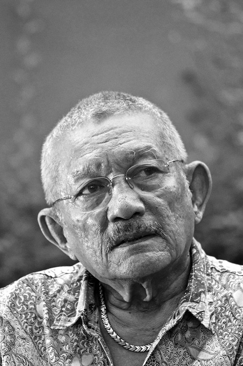 Bob Hasan, Amarzan dan Empati untuk Pengantin Baru