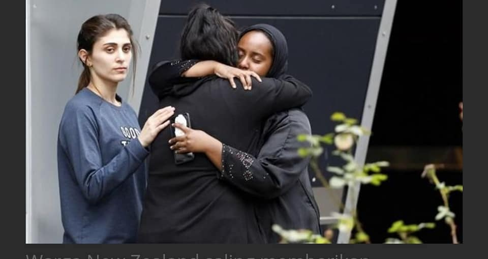 Tragedi Selandia Baru dan Solidaritas Dunia