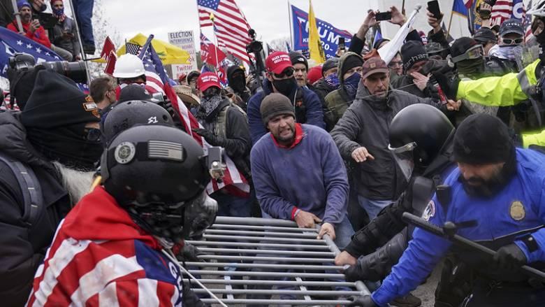 Amerika yang Panik dan Gagap