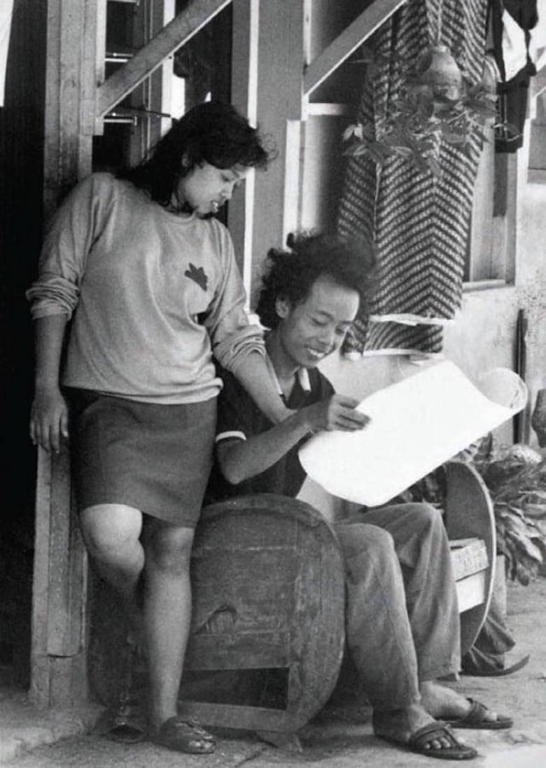 Cinta antara Wiji Thukul dan Si Pon