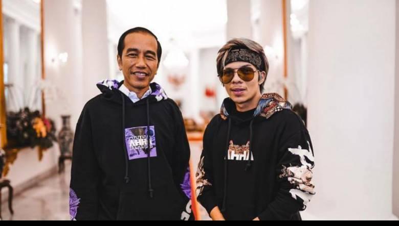 Ikatan Cinta Antara Jokowi dan Atta Halilintar
