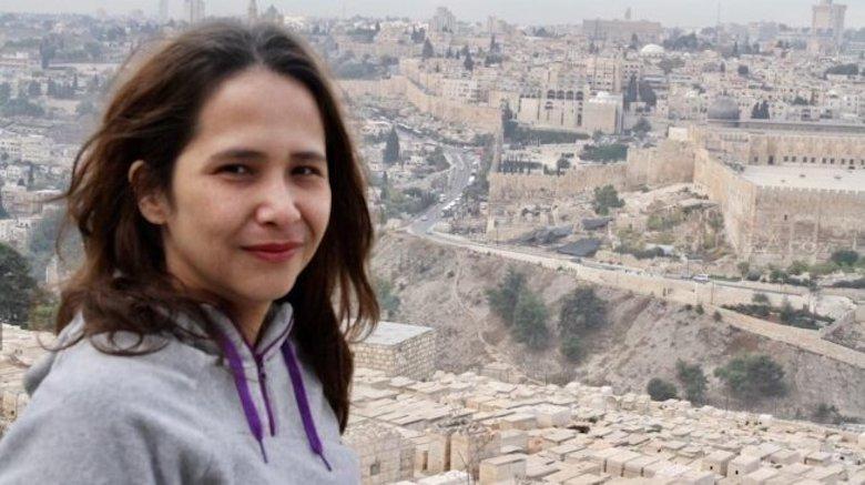 Saya, Monique, Dina, dalam Soal Israel-Palestina